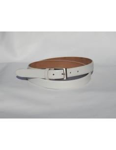 Cintura donna da 2,5 cm