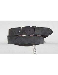 Cintura in crosta da 4 cm