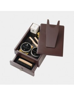 Box cireur pied luxe