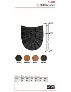 Roccia tacco 1205 9mm
