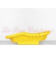 Cuscino pressa yellow - La San Crispino