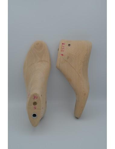 Forma unisex stivale punta tonda - 55/1